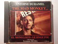 The Mad Monkey... - El mono loco - BSO - OST (CD)
