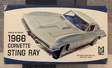 1966 Corvette Sting Ray Model Products Corporation MPC New In Original Box!