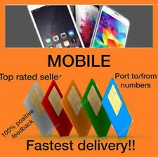 3 BOOST 📱☎️ NUMBER NUMBERS FOR TO PORT 5-30MIN FAST DELIVERY. ANY QTY Port Ease