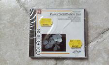CD BEETHOVEN DIKOV TABAKOV - PIANO CONCERTOS 3 & 4 / neuf & scellé