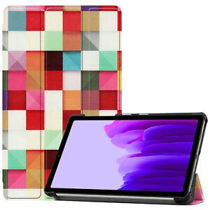 Leather Case For Samsung Galaxy Tab A7 10.4 SM-T500 / 8.7 SM-T220 / 8.4 SM-T307U