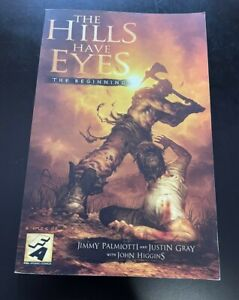 The Hills Have Eyes The Beginning - paperback comic 2007 (Fox Atomic) Horror