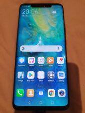 HUAWEI  MATE 20 PRO 128GB UNLOCKED Twilight cracked screen smartphone