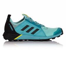 Scarpe sportive da donna blu marca adidas gomma