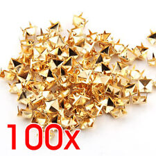 Pyramid Studs Spots Punk Nailhes Spikes for Bag Shoes Bracelet AD