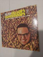 New listing Allan Sherman My Son, The Nut Warner Bros. 1963 LP Vinyl Record W 1501 comedy