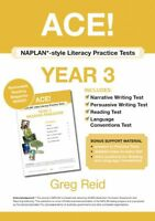ACE! NAPLAN-style Literacy Practice Tests Year 3 with Year 3 Reading Magazine
