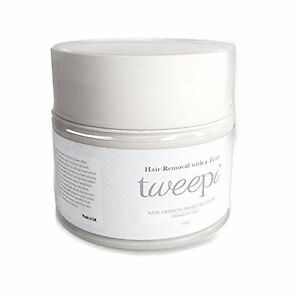 Tweepi Hair Removal Inhibitor Cream Hair Growth Body & Face Paraben Free Ant Egg
