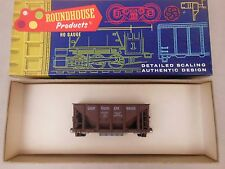 HO SCALE ROUNDHOUSE GREAT NORTHERN ORE CAR KIT NOS