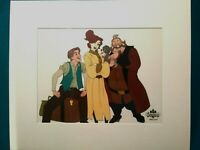 ANASTASIA,DIMITRI,VLADIMIR 20TH CENTURY FOX LTD. ED. NUMBERED SERICEL, NEW w/COA