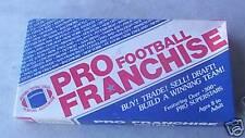 Vintage 1987 Game Pro Football Franchise MIB LOOK