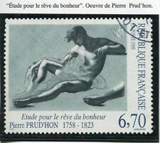 TIMBRE FRANCE OBLITERE N° 2927 TABLEAU PIERRE PRUD'HON / Photo non contractuelle