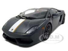 LAMBORGHINI GALLARDO LP550-2 BALBONI GRAY 1/18 MODEL CAR AUTOART 74634