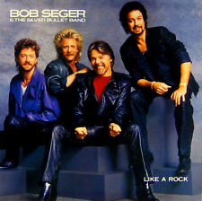 LP Bob Seger & The Silver Bullet Band Like A Rock / professionell gereinigt
