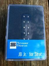 Seymour Duncan SJBJ-1 JB Jr Strat Pickup Middle/Neck BLACK Fender Stratocaster