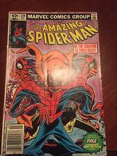 Amazing Spider-man #238, 1st Appearance of Hobgoblin; No Tattooz