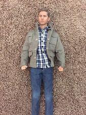 Supernatural Custom Dean Winchester Action Figure