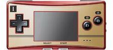 Nintendo Game Boy Micro 20th Anniversary Famicom Couleur Mario Console Neuf