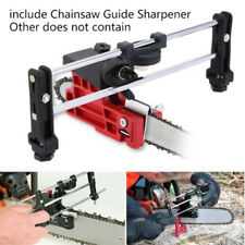 Sharpening File Saw Chain Filling Tool Chainsaw Guide Sharpener For Chainsaw Use
