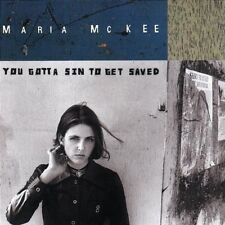 Maria McKee You gotta sin to get saved (1993) [CD]