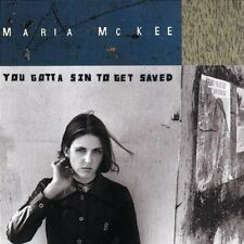 Maria McKee You gotta sin to get saved (1993) [CD]