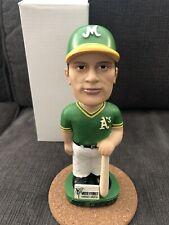 RARE Jose Canseco 2002 Modesto Oakland A's Athletics Bobblehead Autographed