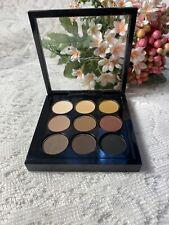 Mac Eye Shadow X 9 SEMI-SWEET Times Nine Eyeshadow Palette New No Box SHIPS FREE