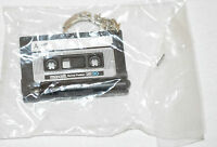 Vintage Schlüsselanhänger Kassette maxell Nos unbenutzt in Folie alt Fach H5