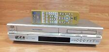 JVC (HR-XVC33U) Digital Direct Progressive-Scan DVD & 4-Head Hi-Fi VCR Combo