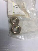 Pack Of 2 New OEM Arctic Cat Top Lock Nut 0423-157 NOS