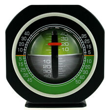 Mini Size Car Inclinometer Level compass and inclinometer Suit for Boat Tourism