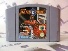 GIOCO NINTENDO 64 N64, NBA HANG TIME, PAL, USATO