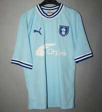 COVENTRY CITY 2011 2012 HOME FOOTBALL SHIRT JERSEY PUMA SIZE S