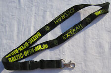 Baltic Open Air Rock Festival Schlüsselband Lanyard NEU (T122)