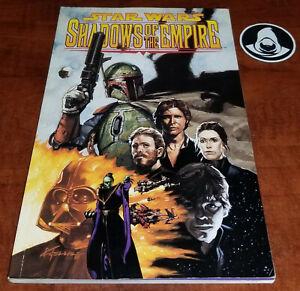 Star Wars Shadows of the Empire, 1997 Dark Horse TPB Graphic Novel