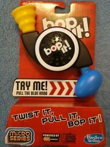 "Hasbro Gaming Micro Series ""Twist It Pull It Bop It"" Game 2013 New In Package"