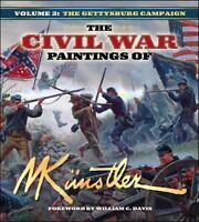The Civil War Paintings of Mort Kunstler Volume 3: The Gettysburg Campaign (Hard