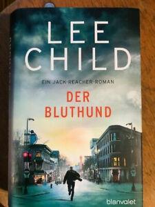Der Bluthund von Lee Child (Hardcover)
