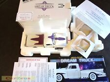 1:24 Danbury Mint Limited Edition 1957 Dream Truck, New, Complete