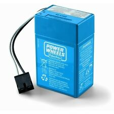 Battery for Power Wheels Lil Lightning 6V Single Seat Sports Car Ride-On - NEW