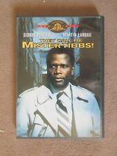THEY CALL ME MISTER TIBBS! (MGM, DVD) Sidney Poitier, Martin Landau