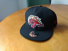 Florida Fire Frogs New Era cap hat 7 7/8 NWT Atlanta Braves Rome Gwinnett MiLB