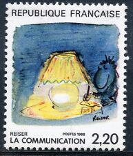 STAMP / TIMBRE FRANCE NEUF N° 2504 ** BANDE DESSINEE / REISER