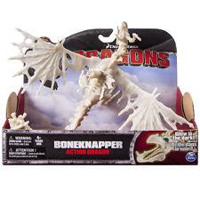 DREAMWORKS DRAGONS DEFENDERS OF BERK HOW TO TRAIN YOUR DRAGON BONEKNAPPER FIGURE