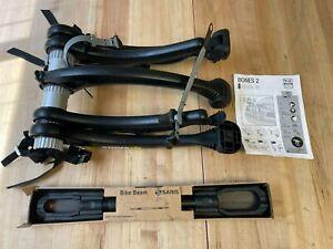 Saris Bones Trunk Rack 2 Bike Mount and Saris Adjustable Graber Bike Beam Bundle