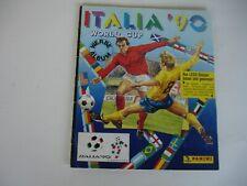 Panini Album WM 1990 komplett -TOP-