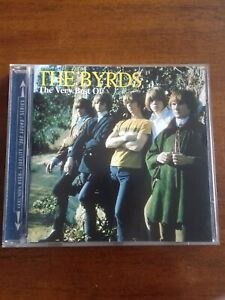 THE BYRDS - Best Of The Byrds - CD (1997)