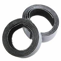 1M X20Mm Selbstklebender Klettverschluss, Schwarz, 20Mm E1M4