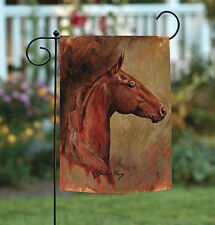 NEW Toland - Colt - Beautiful Horse Pony Portrait Garden Flag