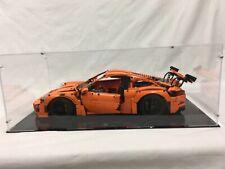 Acrylglas Vitrine Haube für LEGO Modell Porsche 911 GT3 RS
